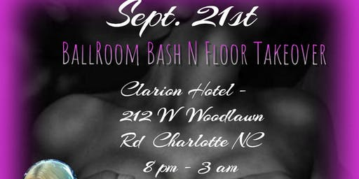 BallRoom Bash N Floor Takeover