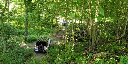 KJF Jeeps Only Event!: Off-Road Trails and KJF 101 Course