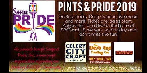 Pints & Pride 2019