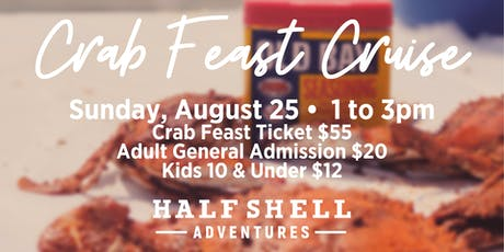 Sunday Afternoon Crab Feast tickets