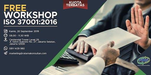 Workshop ISO 37001:2016