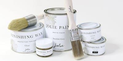 Jolie Paint Workshop