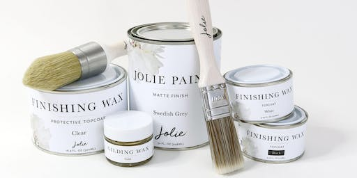 Jolie Paint Workshop