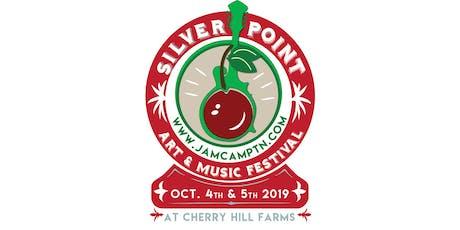 Silver Point Art & Music Festival tickets