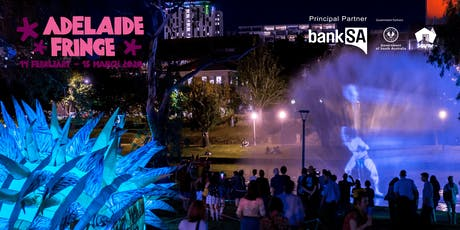 Adelaide Fringe Industry afternoon tea tickets