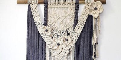 Macrame & Wine Workshop