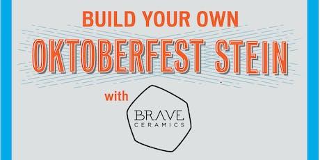 Build Your Own Oktoberfest Stein  tickets