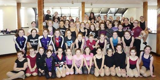 October Maine Dance Teachers Club Workshop