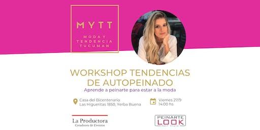 MYTT - WORKSHOP TENDENCIAS DE AUTOPEINADO