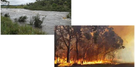 FREE lunchtime local heritage talk - Floods & Fires in the Shoalhaven
