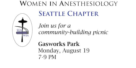 Women in Anesthesiology - Seattle Chapter Picnic tickets