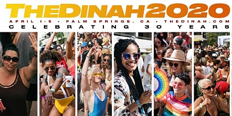 The Dinah 2021 - 2020 is postponed until 2021 tickets