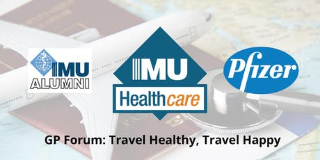 GP Forum: Travel Healthy, Travel Happy tickets