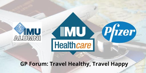 GP Forum: Travel Healthy, Travel Happy