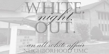 white.night.out - An All-White Affair  tickets