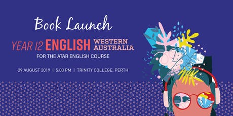 Book launch:  Year 12 English: WA – for the ATAR English course tickets