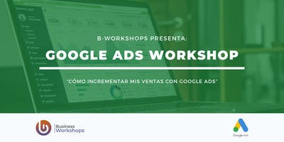 Workshop de Google Ads - Básico