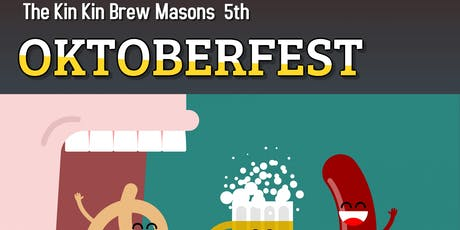 Kin Kin Brewmasons Oktoberfest 2019 tickets