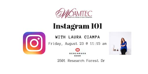 WOAMTEC Workshop - Introduction to Instagram