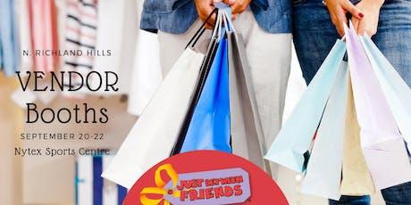 Just Between Friends Vendor | N. Richland Hills tickets