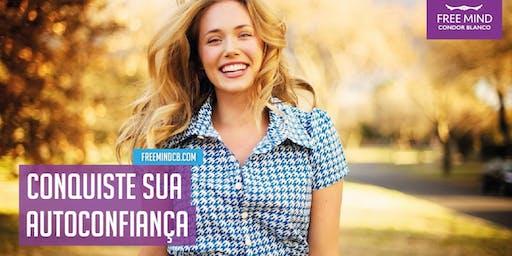 CONQUISTE SUA AUTOCONFIANÇA - FREE MIND CONDOR BLANCO - PORTO ALEGRE - RS