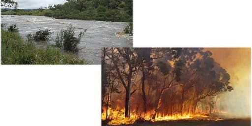 FREE lunchtime local heritage talk-Floods & Fires in the Shoalhaven