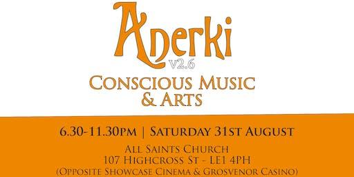 Anerki Conscious Music + Arts v2.6