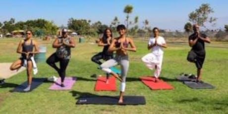 Yoga Saturday Session tickets