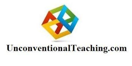 Teacher Workshop - Carol Stream, Illinois - Unconventional Teaching tickets