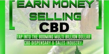 Cannabis CBD Business Startup Informational  tickets