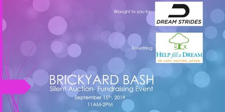 Brickyard Bash for Help Fill a Dream Foundation tickets