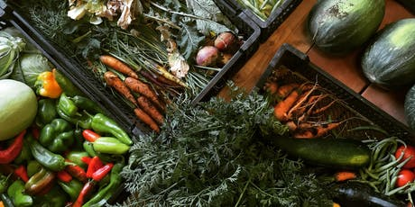 How to be a Veggie Gardener: Fall Edition tickets