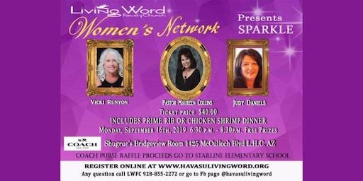 "2019 Women's Network Presents ""Sparkle""!"