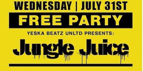 Jungle Juice tickets