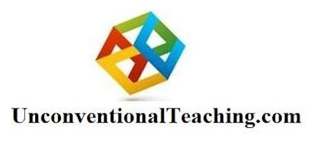 Teacher Workshop - El Paso, Texas - Unconventional Teaching tickets