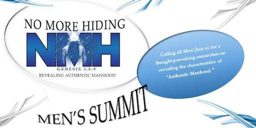 No More Hiding Men's Summit