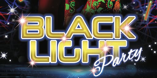 CMU's NPHC Black Light Party