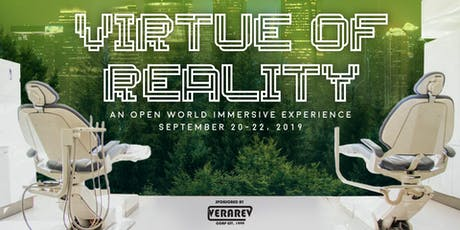 The Virtue of Reality: An Immersive Experience tickets