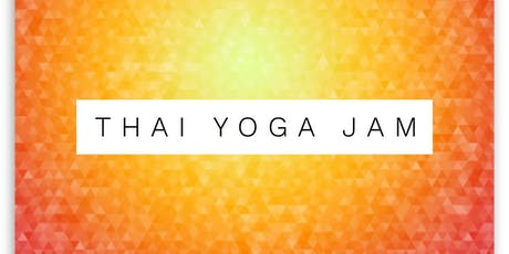 Thai Yoga Jam tickets