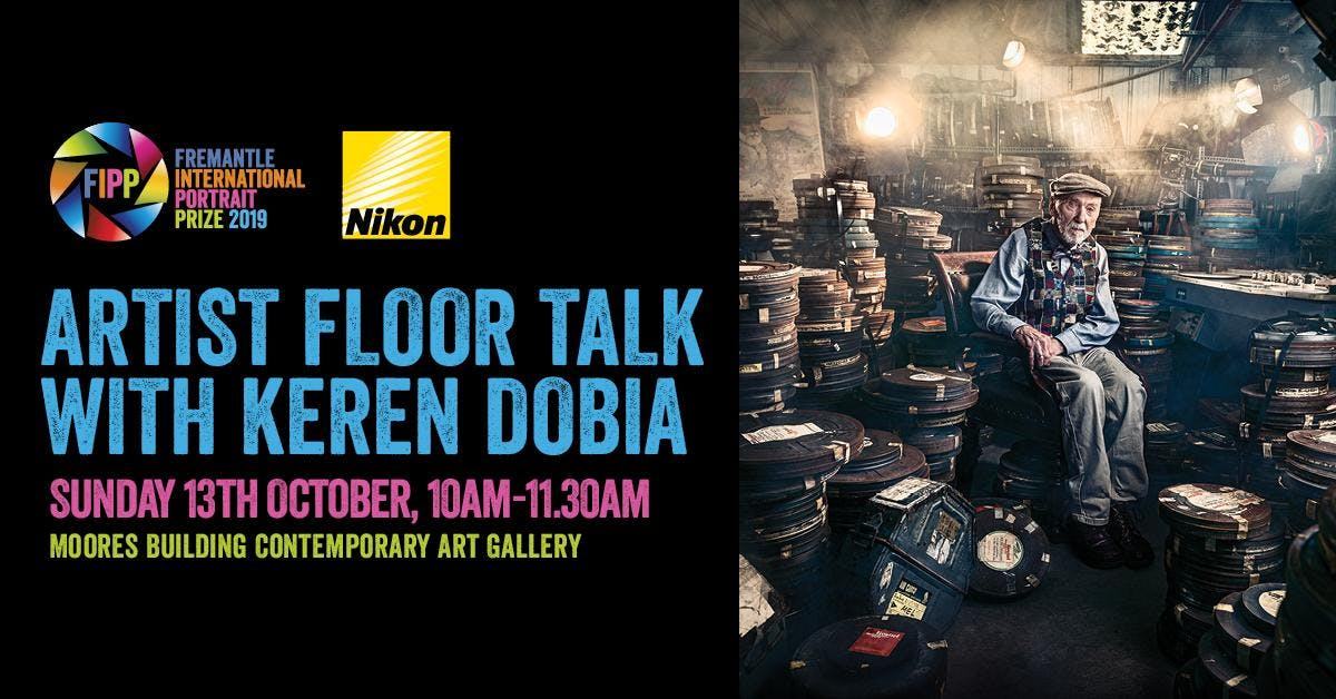 Artist Floor Talk with Keren Dobia