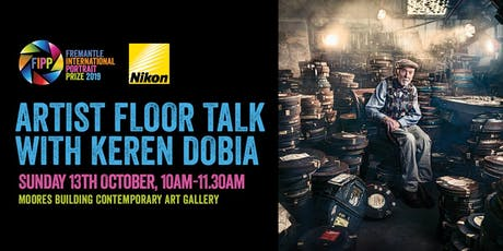 Artist Floor Talk with Keren Dobia tickets