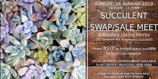 Succulant Swap/Sale Meet