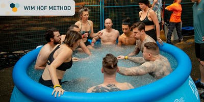 Wim Hof Method Workshop - Guided Breathing, Ice Bath, and Sauna