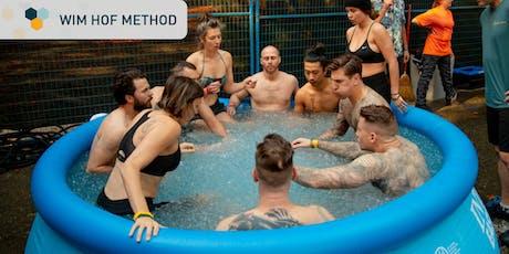 Wim Hof Method Workshop - Guided Breathing, Ice Bath, and Sauna tickets