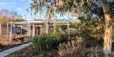 SEE-Change sustainable house (and garden) tour - Hackett