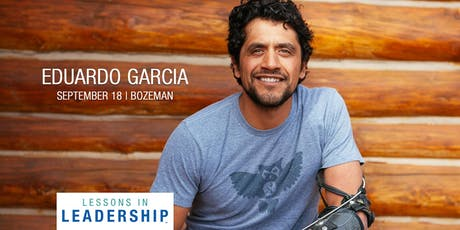 Lessons in Leadership: Eduardo Garcia  tickets