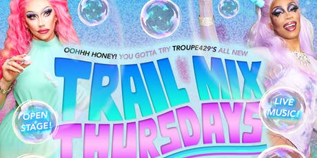 Open Mic Variety Show 1st Thursdays ★ at Troupe429 Bar // Norwalk, CT tickets