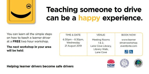 Teaching Your Learner Driver