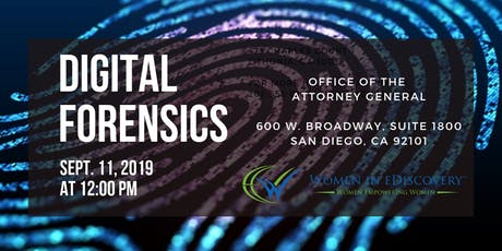 Forensic Investigations tickets