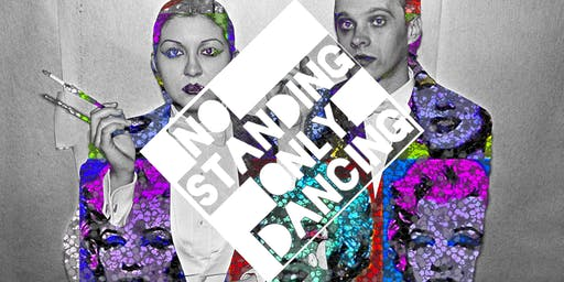 No Standing, Only Dancing : Warhol Edition